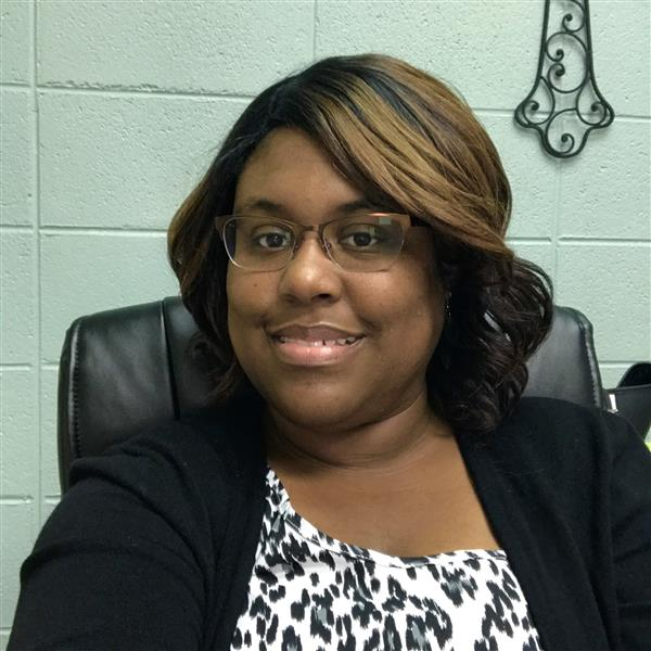 Kalyn Gauthier, Assistant Principal of Discipline and Instruction