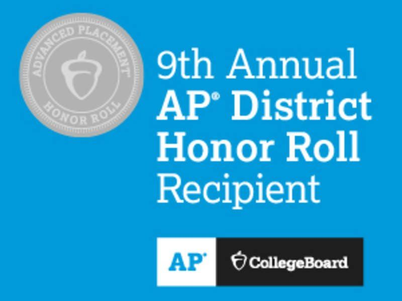 West Baton Rouge Parish School District Placed on the College Board's 9th Annual AP® District Honor Roll for Significant Gains in Student Access and Success