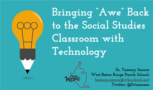 Bringing Awe Back to the Social Studies Classroom with Technology