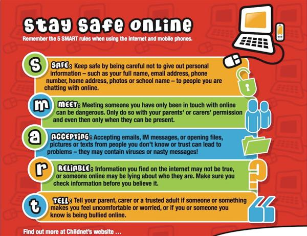 How Do I Keep My Child Safe on the Internet?